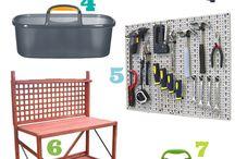 Garage organisation / Garage organisation
