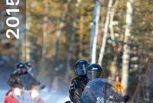 Tout sur la motoneige au #SagLac/Everything about snowmobiling in #SagLac / Vous trouverez ici tout ce qu'il faut savoir sur le Paradis de la motoneige. / You'll find here everything you need to know about snowmobiler's paradise.