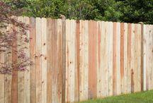 Ploty dřevěné