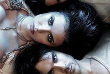 The Vampire Diaries / The Vampire Diaries ~ Stefan Salvatore - Damon Salvatore - Elena Gilbert