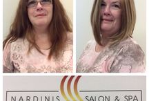 BEFORE & AFTER | NARDINIS.CA / Short hair cuts for woman