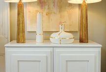 Gold interiors