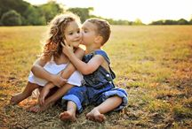 Sibling picture ideas / by Bethany Reed-Horsman