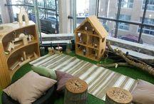 ECE Indoor environment ideas