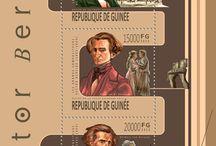 New Stamps Issues | No.336 / GUINEE, REPUBLIQUE DE 15 09 2013 Code: GU13414a-GU13426b