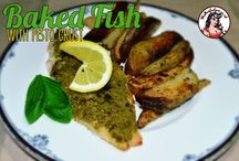 Fish & Seafood Dishes