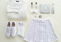 White Fashion