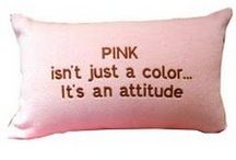Pink phrases