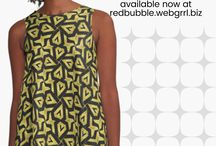 A-Line Dresses | Redbubble / my designs on A-Line Dresses at Redbubble