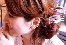 Littlemoon hair accessory / Let's enjoy quick, easy, kawaii hair updos!You can do yourself hair updos in under 1 minute with Littlemoon Hair Accessories. Making women beautiful & simplifying women's life are our missions.  http://shopping.littlemoon.co.jp/category/922.html / by Mitsuki Bun