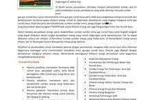 Efisiensi Energi (Penghematan Energi) dan Gas Rumah Kaca