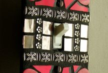 Mosaic Light Switch Covers, furniture