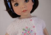 Muñecas niña americana
