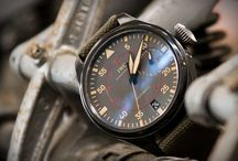 Watches / by Jeff Wages