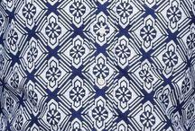 Patterns: Snowflake + Winter