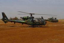 El helicóptero en Malí (11Ene 2013 - 01Ago 2014)