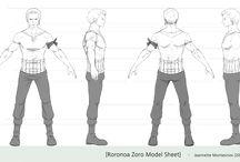Model Sheets