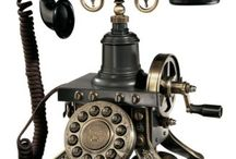 Old Gadgets, Gizmos, nicknacks   / by Anne Clodfelter