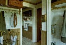 Mud rooms