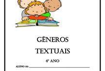 Atividades Produção textual