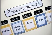 Meal planning / by I J