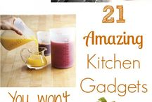 Kitchen Things / by Erica Gasse