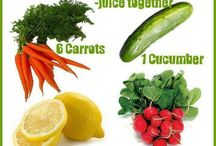 Cooking - Juices / smoothies / by Rochelle RC