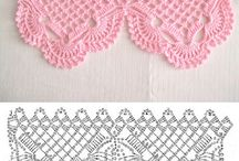 crochet/knitting