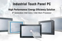 Industrial Touch Panel PC / IP64/ IP65 Industrial Panel PC