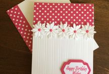 Birthday's cards