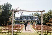 Ceremony Seating / Seating at wedding ceremonies