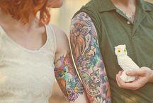 tattoos / by liz cherry