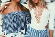 summer style / by Mallory Stempfley