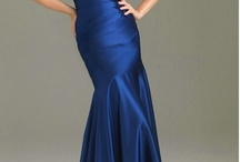 Mermaid Prom Dresses / by Luck Bridal