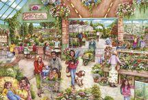 W ogrodzie (Garden Theme) / ...