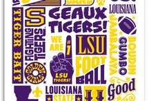 LSU / by Becky Caswell