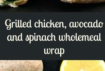 my favourite Wraps