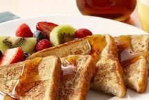 French Toast Recipes / The best and most creative french toast recipes for all you bread, milk and egg lovers out there!
