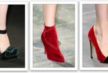 Buty na jesień 2012