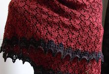 Kästyötä / Virkaten ja neuloen Knitting and crochet