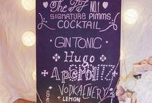 wedding deko