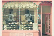 Lovely shops