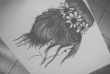 Drawings / by Alexandra Bozhesko