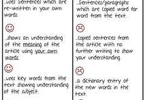 summarizing class