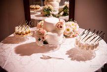 Wedding Cakes with Kake Shots / Wedding Cakes KB Kakes has done incorporating kake shots