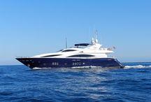 105 ft 2004 Sunseeker Yacht - KEFI