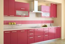 Kitchen Furniture / Modular Kitchen Furniture: Custom made kitchen furniture manufacturer in Pune.
