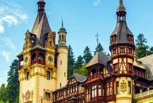 Schlösser-Castles-Châteaux-Castillos