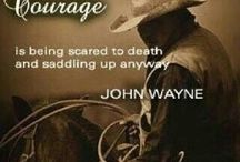 LuckyRider Cowboy & Horse quotes / Best quotes about horses and cowboys/cowgirls