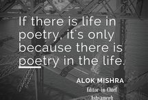 Inspiring quotes by Alok Mishra / We will share inspiring quotes by Alok Mishra, Editor-in-Chief at Ashvamegh, here.